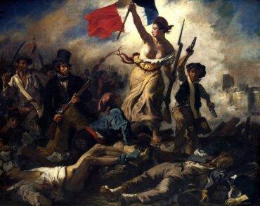Γαλλική Επανάσταση. 13 σύντομες αναφορές